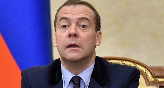 Медведев велел правительству работать в новогодние праздники