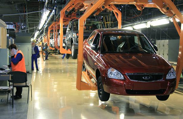 «АвтоВАЗ» планирует перейти начетырехдневную рабочую неделю с2021 года
