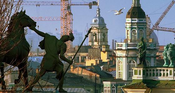 В Петербурге заморозили налоговую ставку на помещения для бизнеса