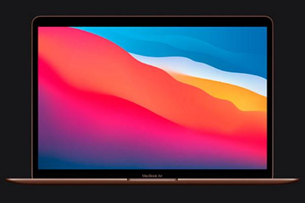 Раскрыта мощь новых MacBook
