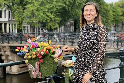 История россиянки, которая переехала вАмстердам