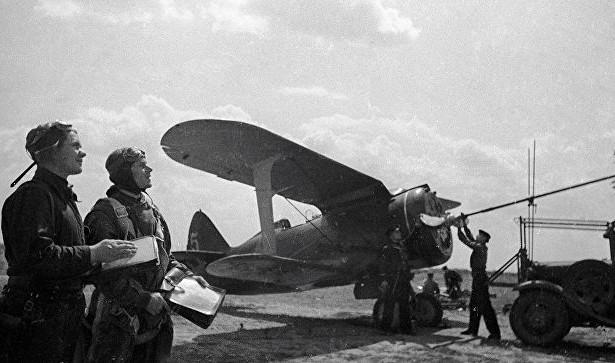 Охотники за«мессерами». Каквоевал элитный истребительный авиаполк СССР