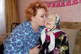 СтолетАнны. Одна изстарейших жительниц Башкирии ожизни длиной ввек