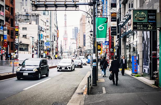 ВЯпонии запретят продавать автомобили набензине идизеле