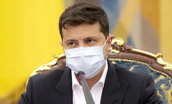 Супруга Зеленского сообщила осостоянии заразившегося COVID-19президента Украины