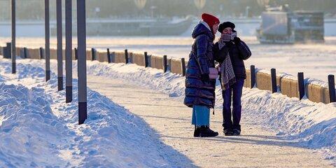 Врегионах Центральной России 25-26февраля ожидается потепление доплюс 4-6градусов