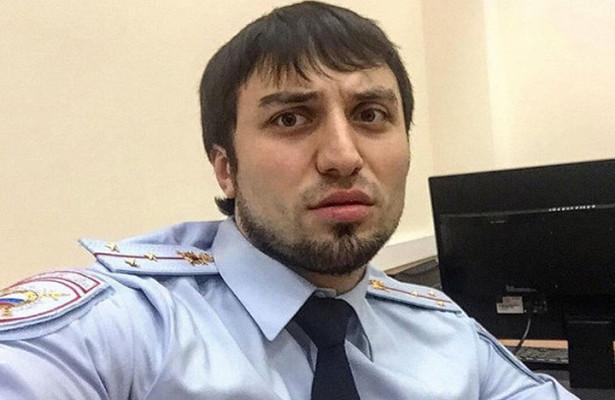 Задержан сын«короля Новой Москвы» заезду впьяном виде