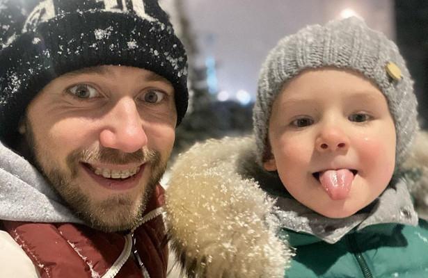 «Забрал ребенка»: Иван Жидков неможет поделить сына сбывшей женой