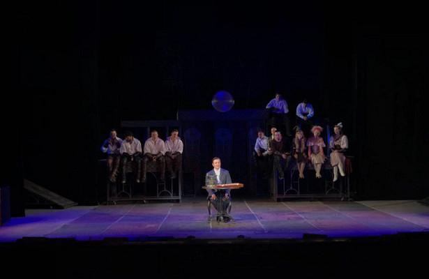 Губернский театр воглаве сБезруковым объявил планы нового сезона