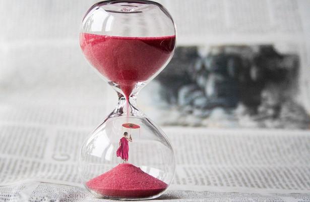 Половине россиян нехватает времени