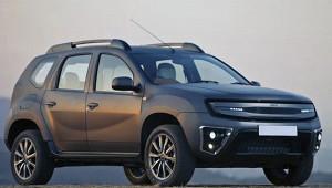 ВИндии представили Renault Duster 2021 «длямиллионеров»