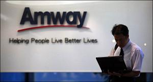 Amway дошла до магазинов