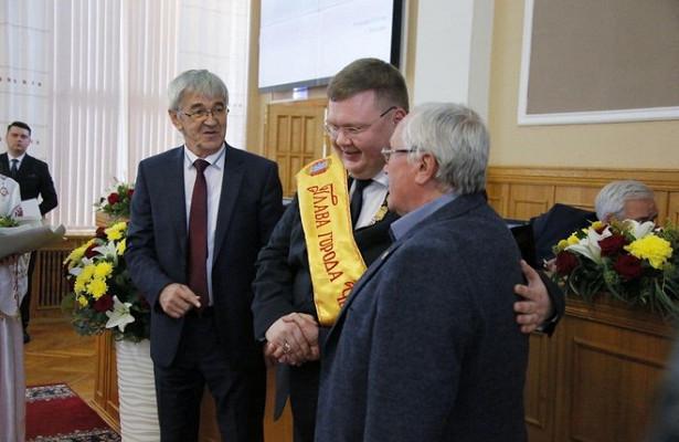 Олег Кортунов утверждён надолжность главы Чебоксар