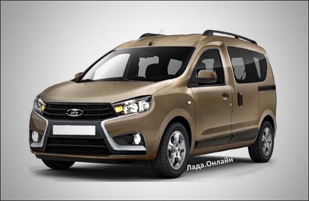 АвтоВАЗ отказался отразработки Lada Vanнабазе Renault Dokker