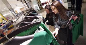 Немецкий продавец одежды уходит из России