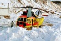 Чукотка получила очередной медицинский вертолет Ми-8АМТ