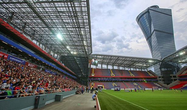 ЦСКА получил всобственность свой новый стадион