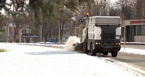 ВКалининградской области региональные власти хотят обновить спецтехнику коммунальщиков
