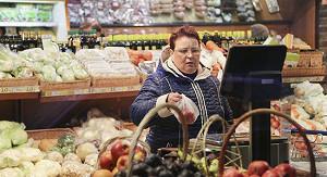 Продовольственная инфляция в России достигла 16%
