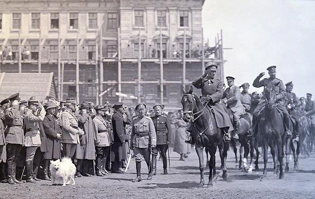Зачем Колчак сделал Омск столицей России