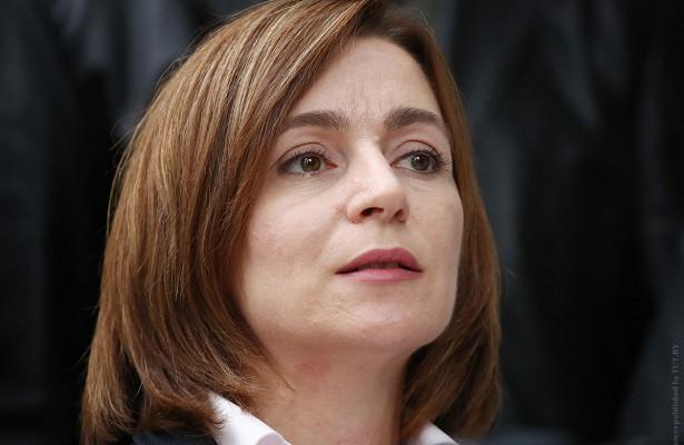 Санду высказалась осближении Молдавии сНАТО