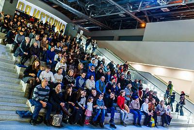 Бесплатные кинопоказы организуют вМоскве вчесть Днягорода 8–9сентября