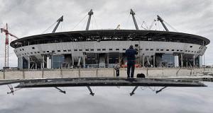 Путин назвал строительство «Зенит-Арены» очень печальной историей