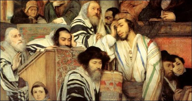 Какикогда наРуси появились евреи