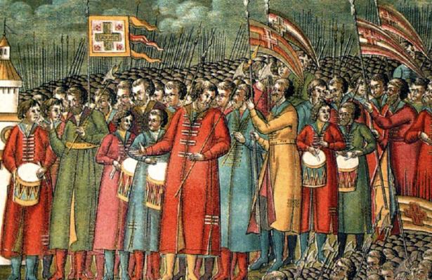 Каквоенные реформы Ивана Грозного способствовали созданию российской армии