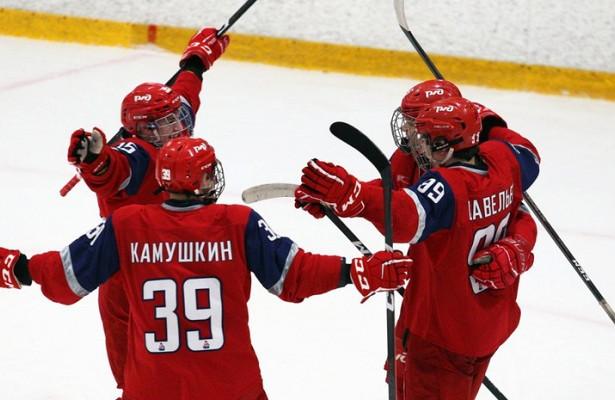 «Локомотив» всухую обыграл ЦСКА вматче КХЛ