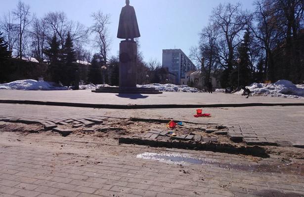 Фото дня. Нижегородская разруха нарадость детям