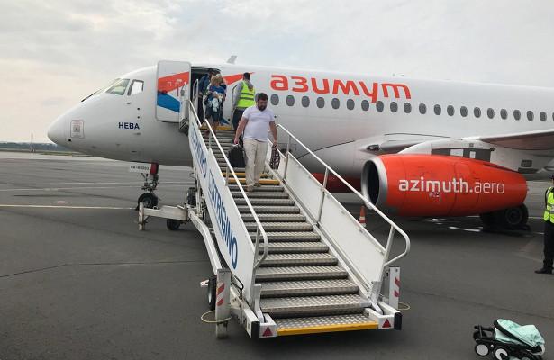 Авиарейс изНижнего Новгорода вРостов-на-Дону задерживается потехническим причинам