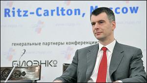 Компания Михаила Прохорова консолидировала 100% банка «Ренессанс Кредит»