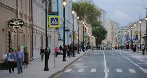 Самые дорогие для аренды улицы Москвы