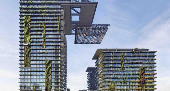 14 самых необычных зданий 2014 года