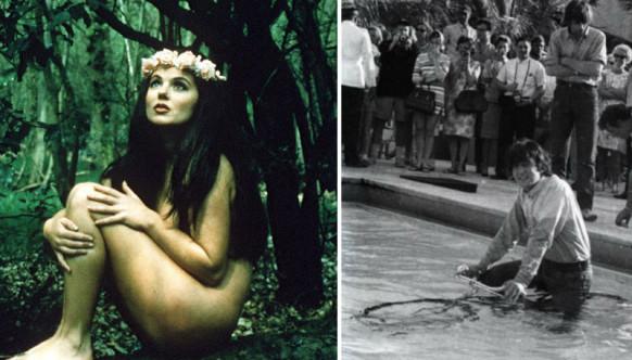 Знаменитый «король папарацци» Даррин Лайонс показал редкие фотографии селебрити