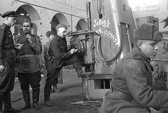 КакГермания возмещала ущерб СССР заВОВ