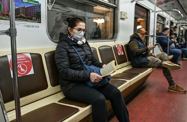 Пассажиров метро будут призывать некласть ногу наногу