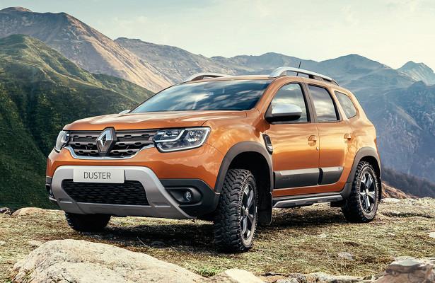 Renault показала новый Duster дляРоссии