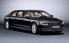 Audi работает над лимузином с автопилотом