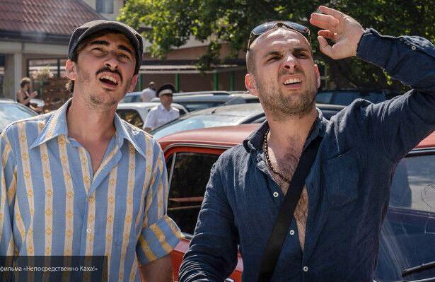 Фильм «Непосредственно Каха» побил рекорд «Довода» впервый день проката