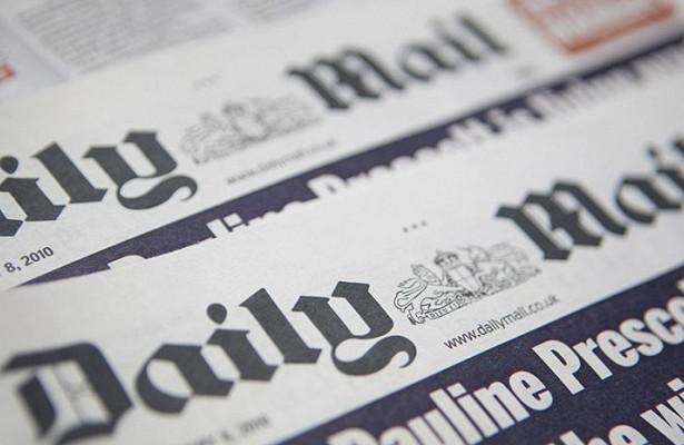 СМИ: главный редактор Daily Mail покинет свой пост