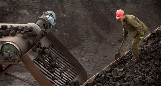 Китай сократит производство угля на 20%