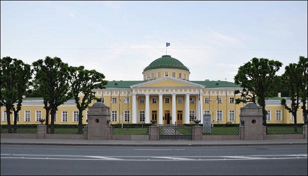 Таврический дворец: триумф русского классицизма