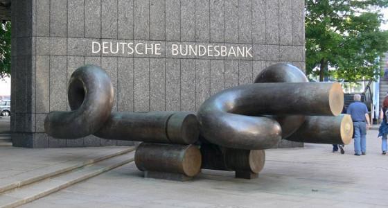 Бундесбанк улучшил прогноз роста ВВП Германии