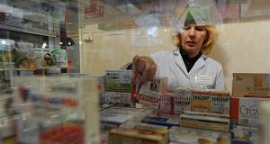 Россия удовлетворяет спрос населения на фармацевтическую продукцию на 65-70%