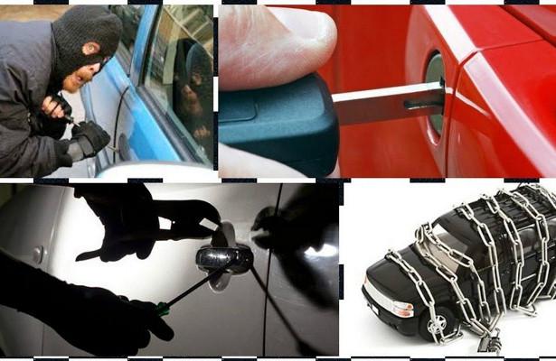 Раскрыты способы защиты автомобиля отугона