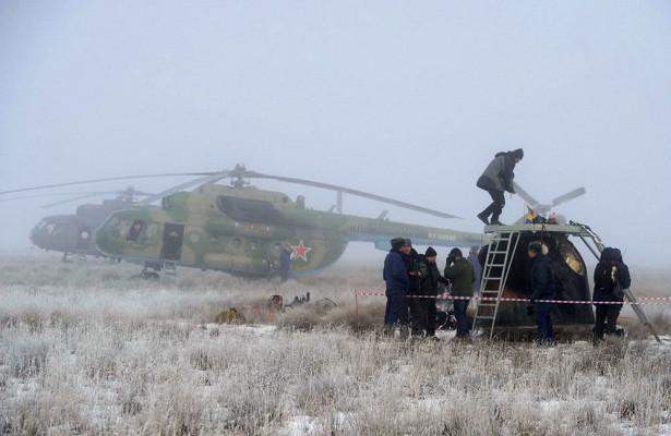 НаУрале космические спасатели получат звено новых вертолетов