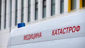 Тричеловека пострадали встолкновении автомобилей наюгеМосквы