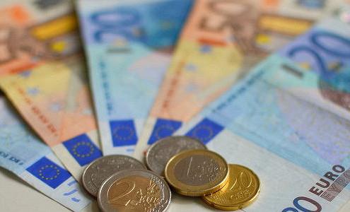 Евро в минусе к доллару на опасениях по долговому вопросу Греции